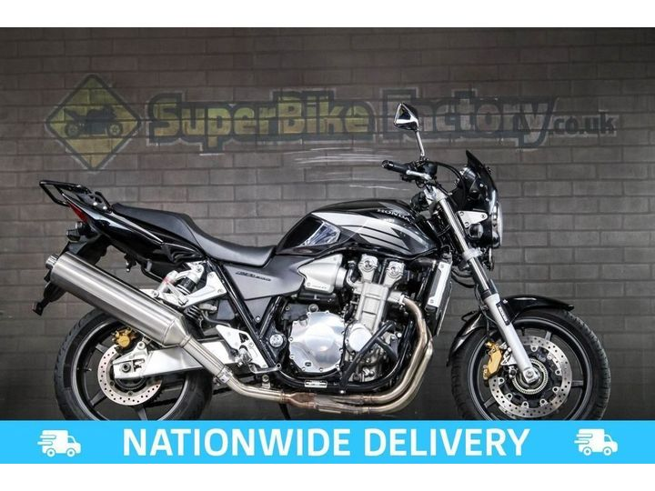 Honda CB1300 ALL TYPES OF CREDIT ACCEPTED 1284cc image