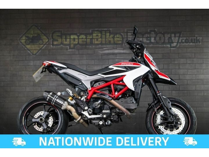 Ducati HYPERMOTARD ALL TYPES OF CREDIT ACCEPTED. 821cc image