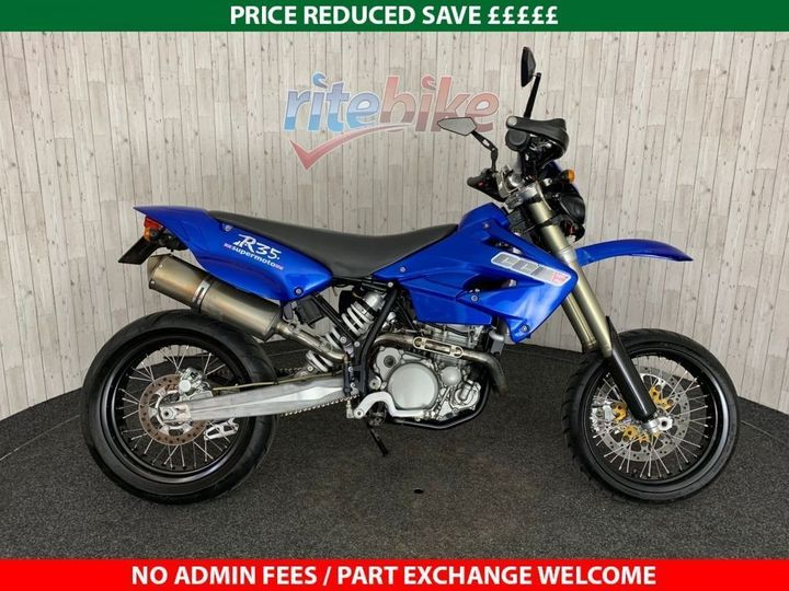 CCM CCM 404-DS R35 SUPERMOTO LOW MILEAGE VERY CLEAN 2005 55 398cc image