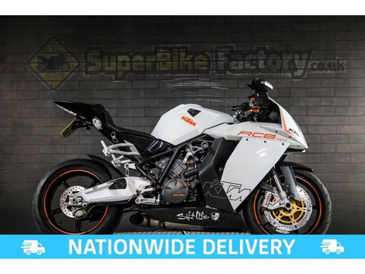 KTM RC8 ALL TYPES OF CREDIT ACCEPTED 1148cc image