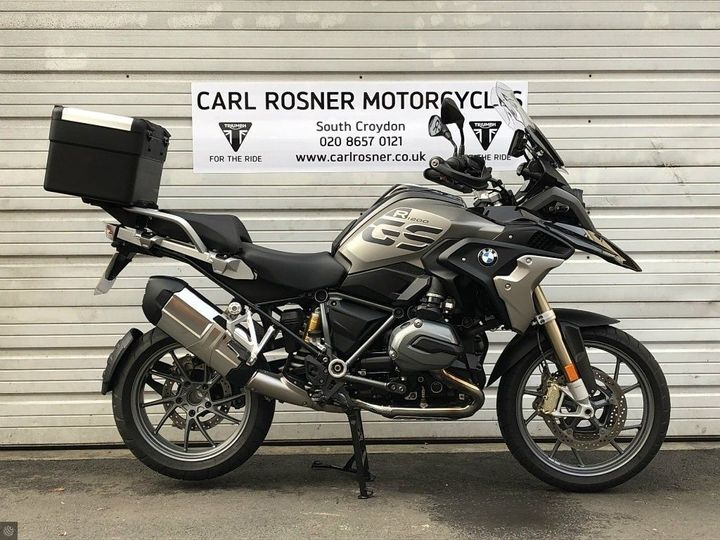 BMW R1200GS TE Exclusive ABS 1170cc image