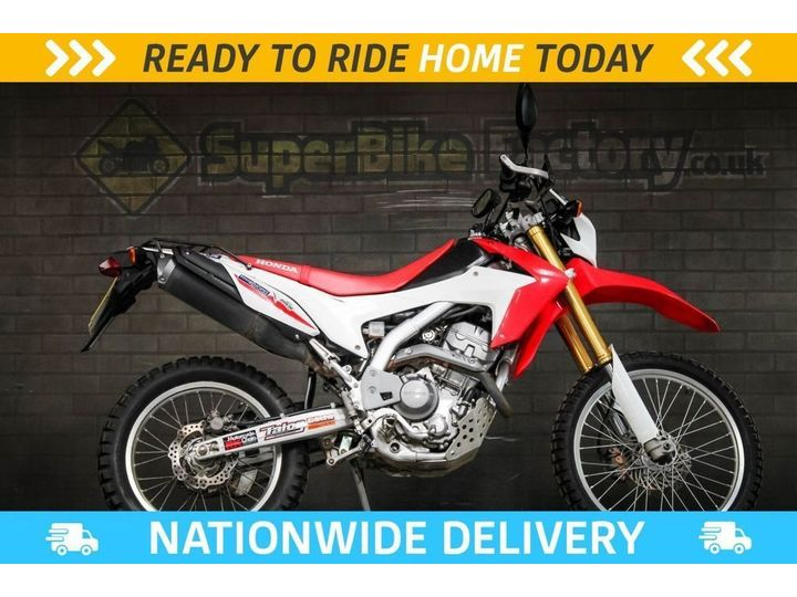 Honda CRF250L - ALL TYPES OF CREDIT ACCEPTED. 250cc image