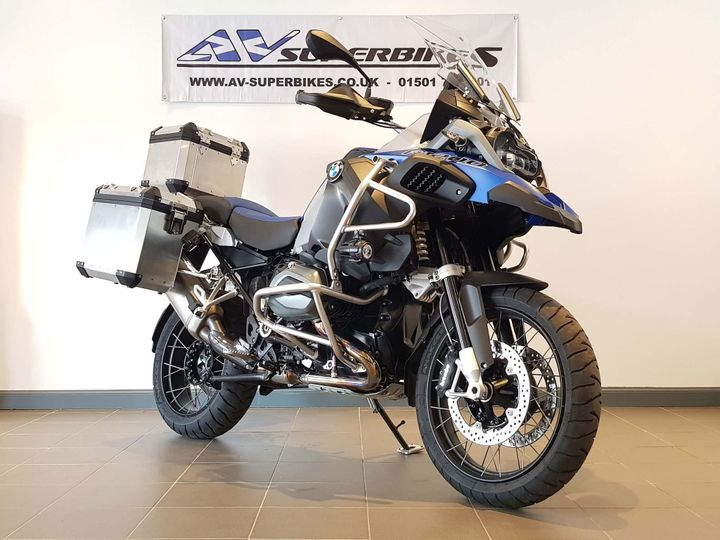 BMW R1200GS Adventure ABS 1170cc image