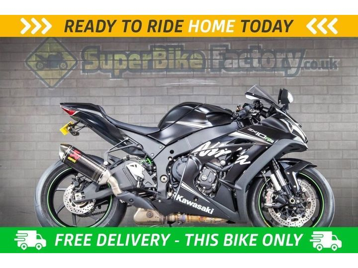 Kawasaki ZX-10RR ABS ALL TYPES OF CREDIT ACCEPTED 998cc image
