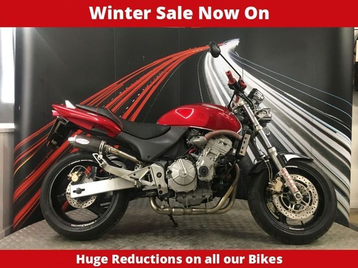 Honda CB600F HORNET 2-Y WINTER SALE NOW ON! 599cc image