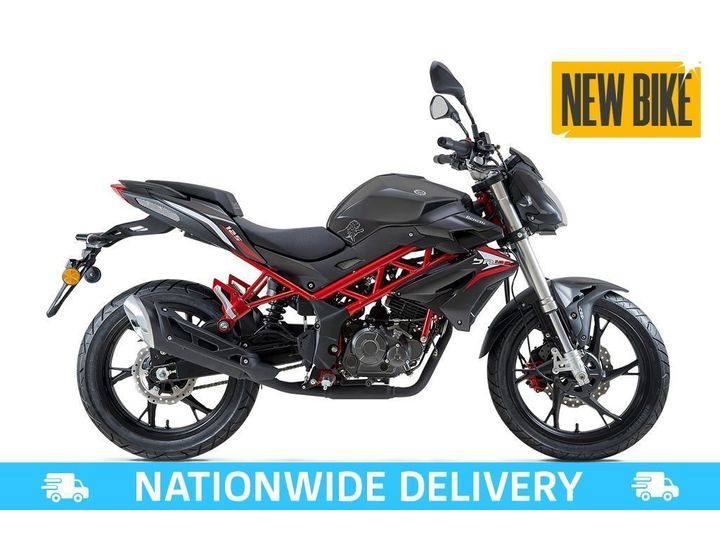 Benelli BN EFI ALL TYPES OF CREDIT ACCEPTED 125cc image