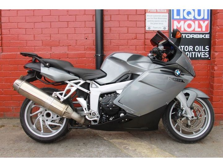 BMW K1200S Finance and Delivery Available 1157cc image
