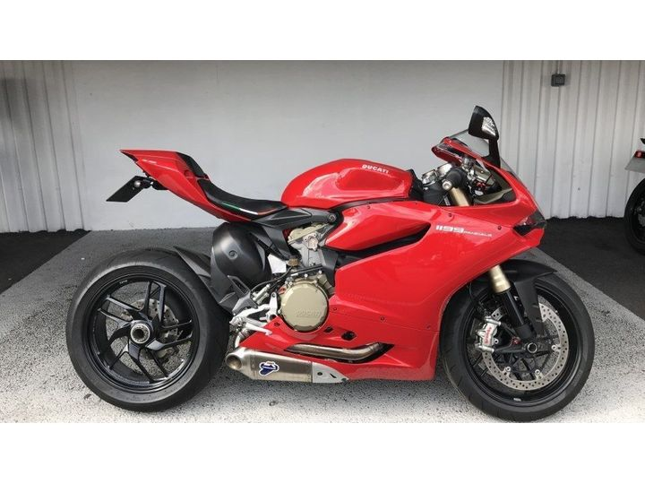 Ducati 1199 Panigale Abs image