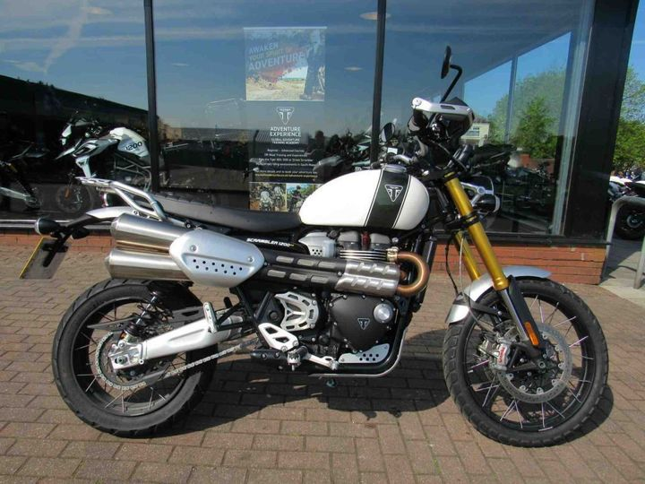 Triumph Scrambler Motorcycles For Sale On Auto Trader Bikes