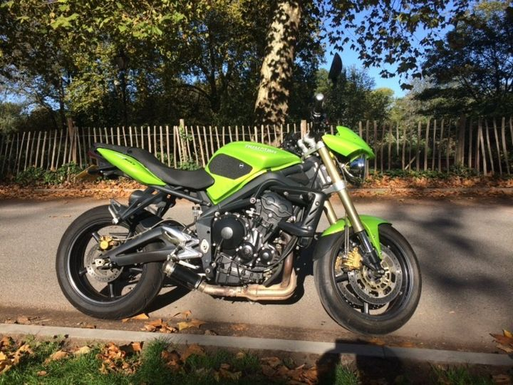 Triumph Street Triple Motorcycles For Sale On Auto Trader Bikes