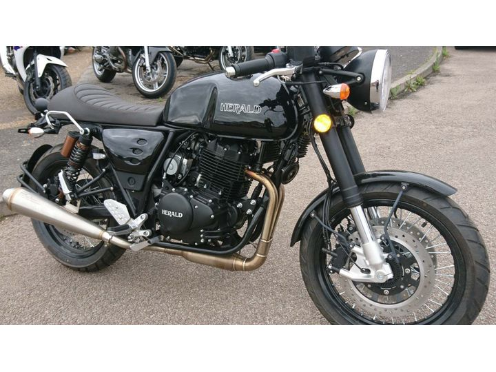 Herald Motor Co motorcycles for sale | New and used Herald
