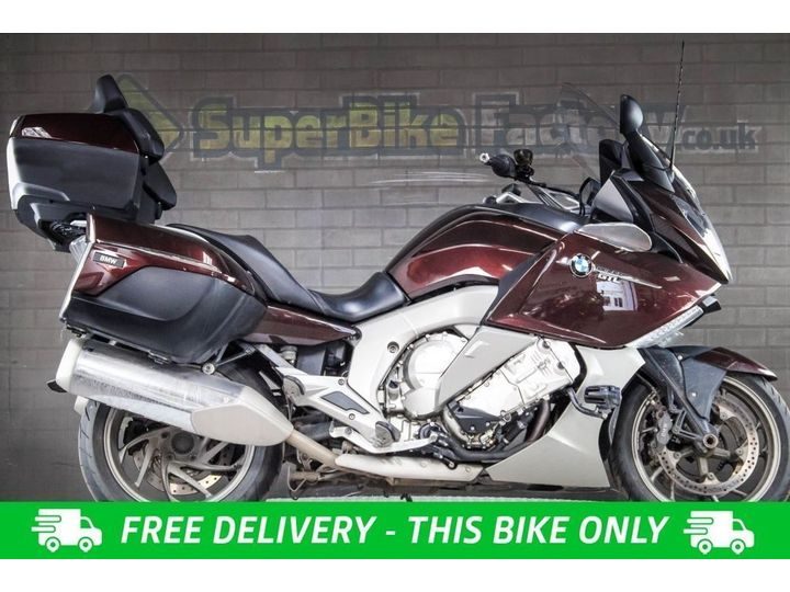 BMW K1600GTL ABS ALL TYPES OF CREDIT ACCEPTED 1649cc image