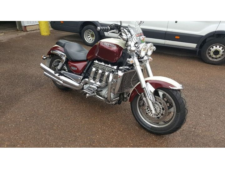 Triumph Rocket III Immaculate condition 2300cc image