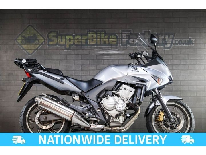 Honda CBF600 ALL TYPES OF CREDIT ACCEPTED 599cc image
