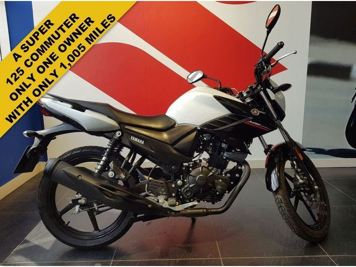 Yamaha YS 125 ***SUPER LITTLE COMMUTER*** 125cc image