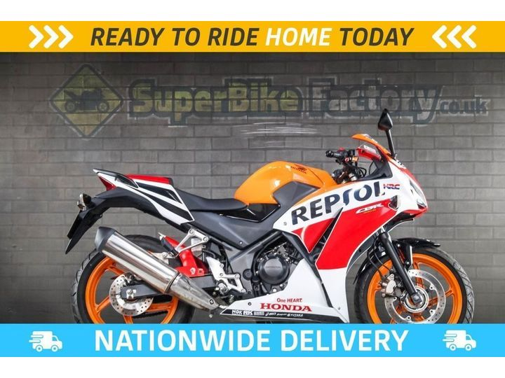 Honda CBR300 ALL TYPES OF CREDIT ACCEPTED. 286cc image