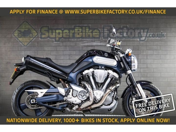Yamaha MT-01 ALL TYPES OF CREDIT ACCEPTED 1670cc image