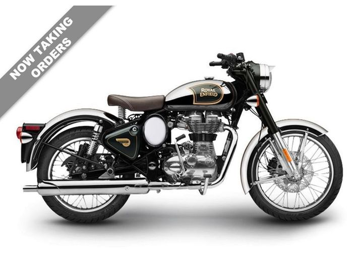 Royal Enfield CLASSIC CHROME 500 A TOUCH OF ELEGANCE ***NOW IN OUR … image