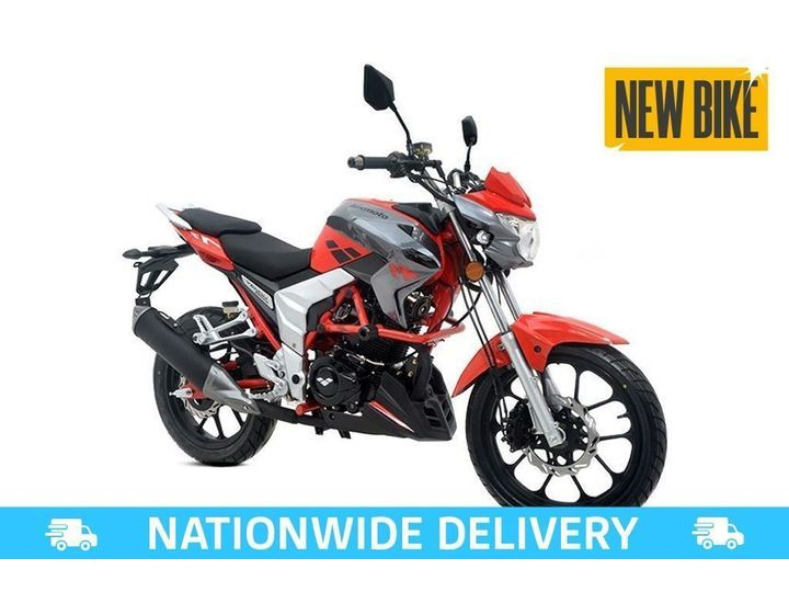Lexmoto VENOM ALL TYPES OF CREDIT ACCEPTED 125cc image