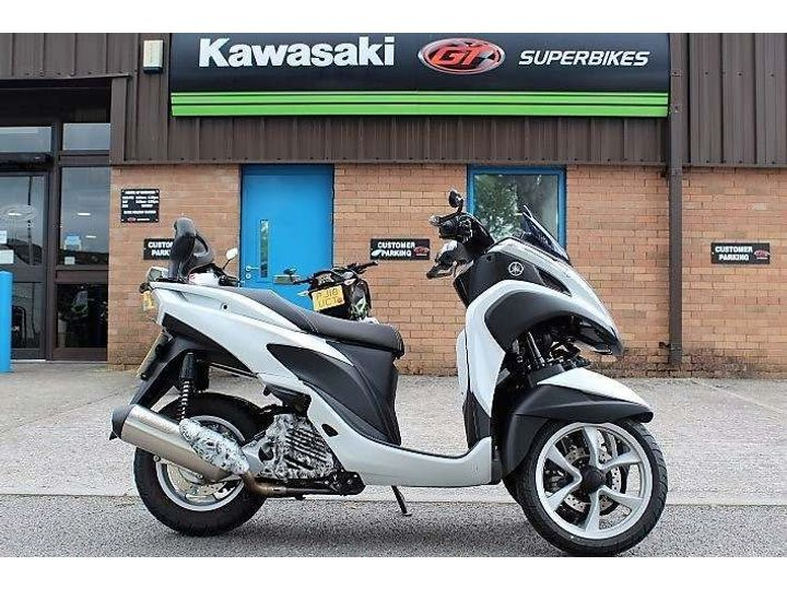 Yamaha Tricity motorcycles for sale on Auto Trader Bikes
