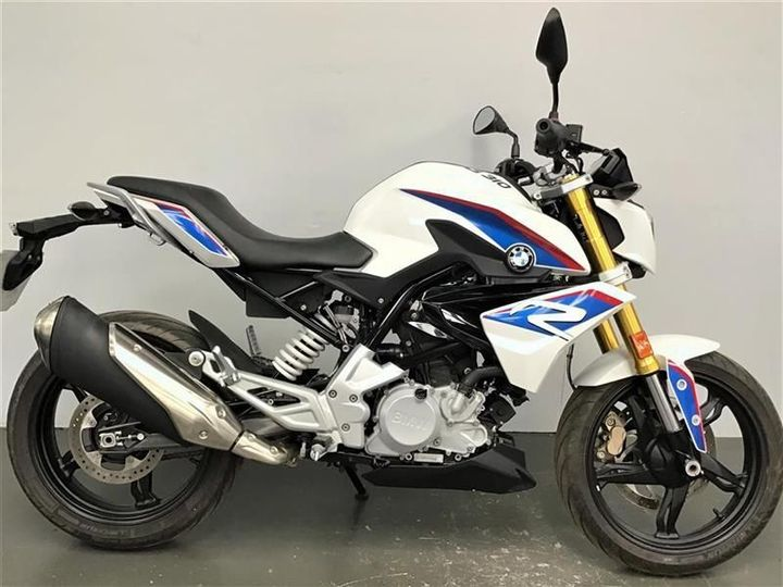 BMW G 310 R ONLY 178 MILES ! 313cc image