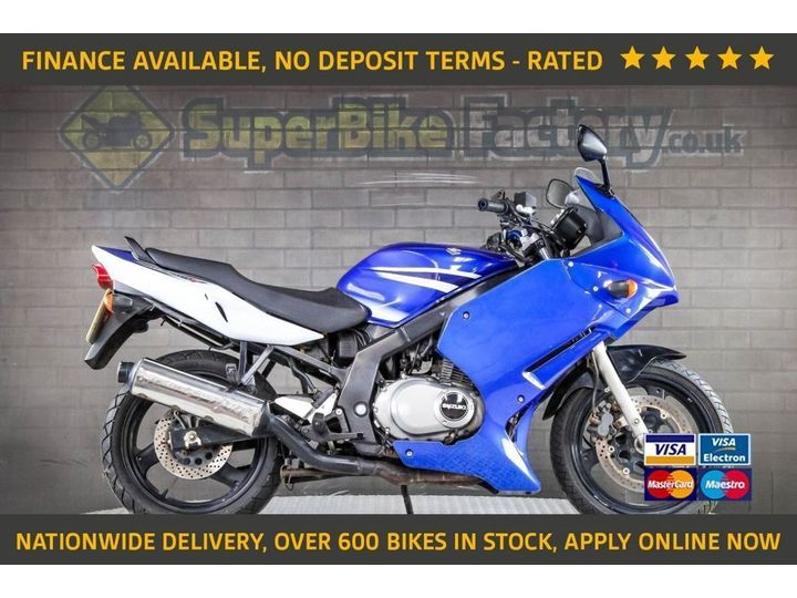 Suzuki GS500 ALL TYPES OF CREDIT ACCEPTED 487cc image