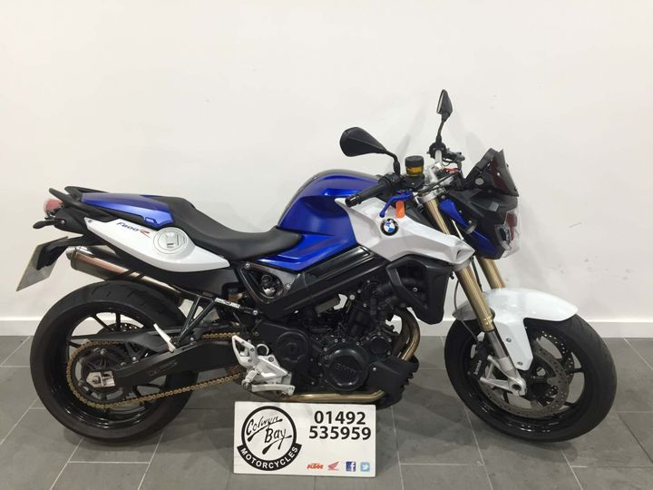 BMW F800R Sport ABS Adventure 798cc image