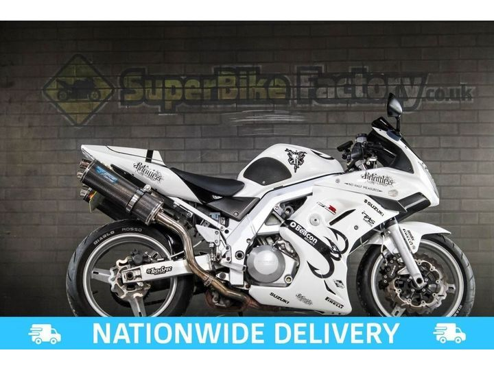Suzuki SV1000S ALL TYPES OF CREDIT ACCEPTED 1000cc image