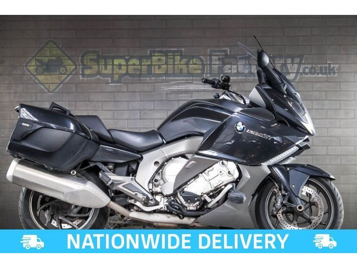 BMW K1600GT ABS ALL TYPES OF CREDIT ACCEPTED. 1649cc image