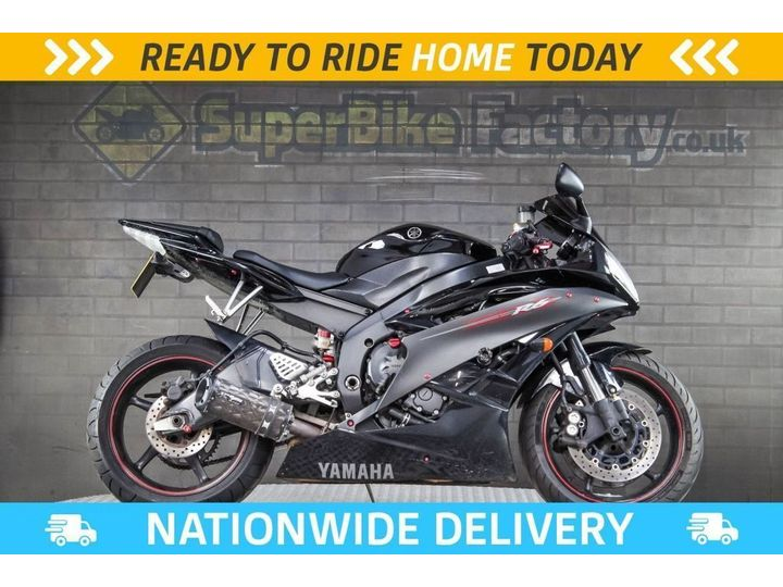 Yamaha R6 - ALL TYPES OF CREDIT ACCEPTED. 599cc image
