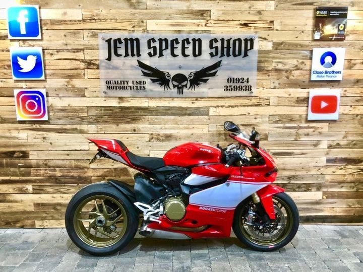 Ducati 1199 Panigale ABS 1198cc image