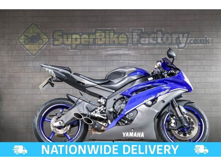 Yamaha R6 ALL TYPES OF CREDIT ACCEPTED 600cc image