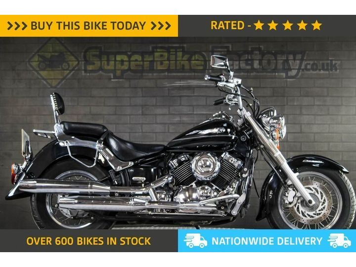 Yamaha XVS650 - ALL TYPES OF CREDIT ACCEPTED. 649cc image