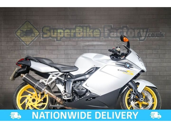 BMW K1200S ALL TYPES OF CREDIT ACCEPTED 1157cc image