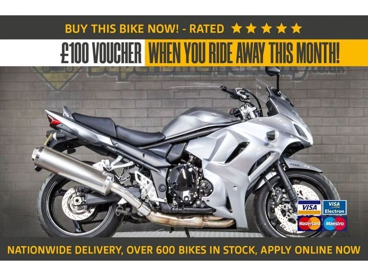 Suzuki GSX1250 ALL TYPES OF CREDIT ACCEPTED 1255cc image