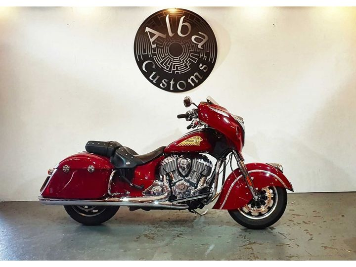 Indian CHIEFTAIN CLASSIC 1811cc image