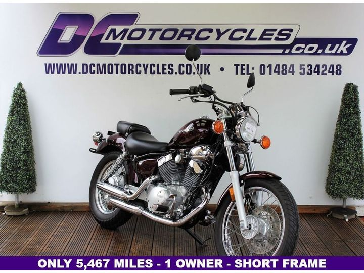 Yamaha XV250S Only 5,467 Miles - 1 Former Keeper 0 litre image