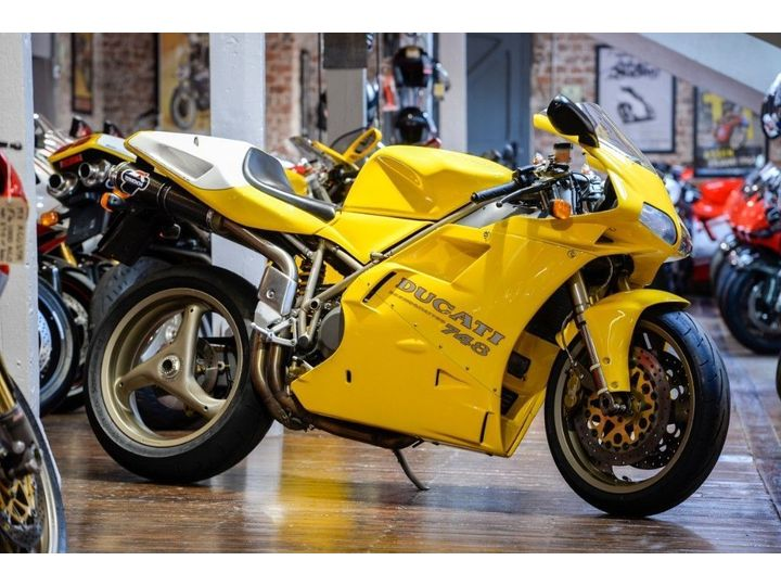 Ducati 748 SP SPORT PRODUCTION SPECIAL 748cc image