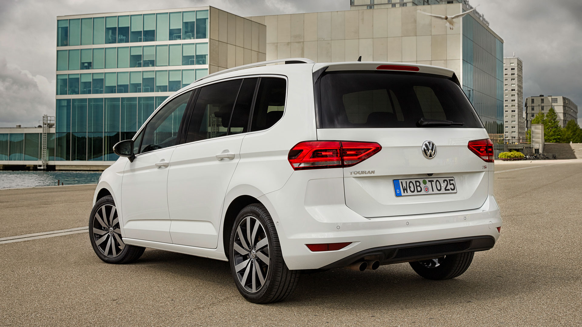 373524e9ac New   used Volkswagen Touran cars for sale