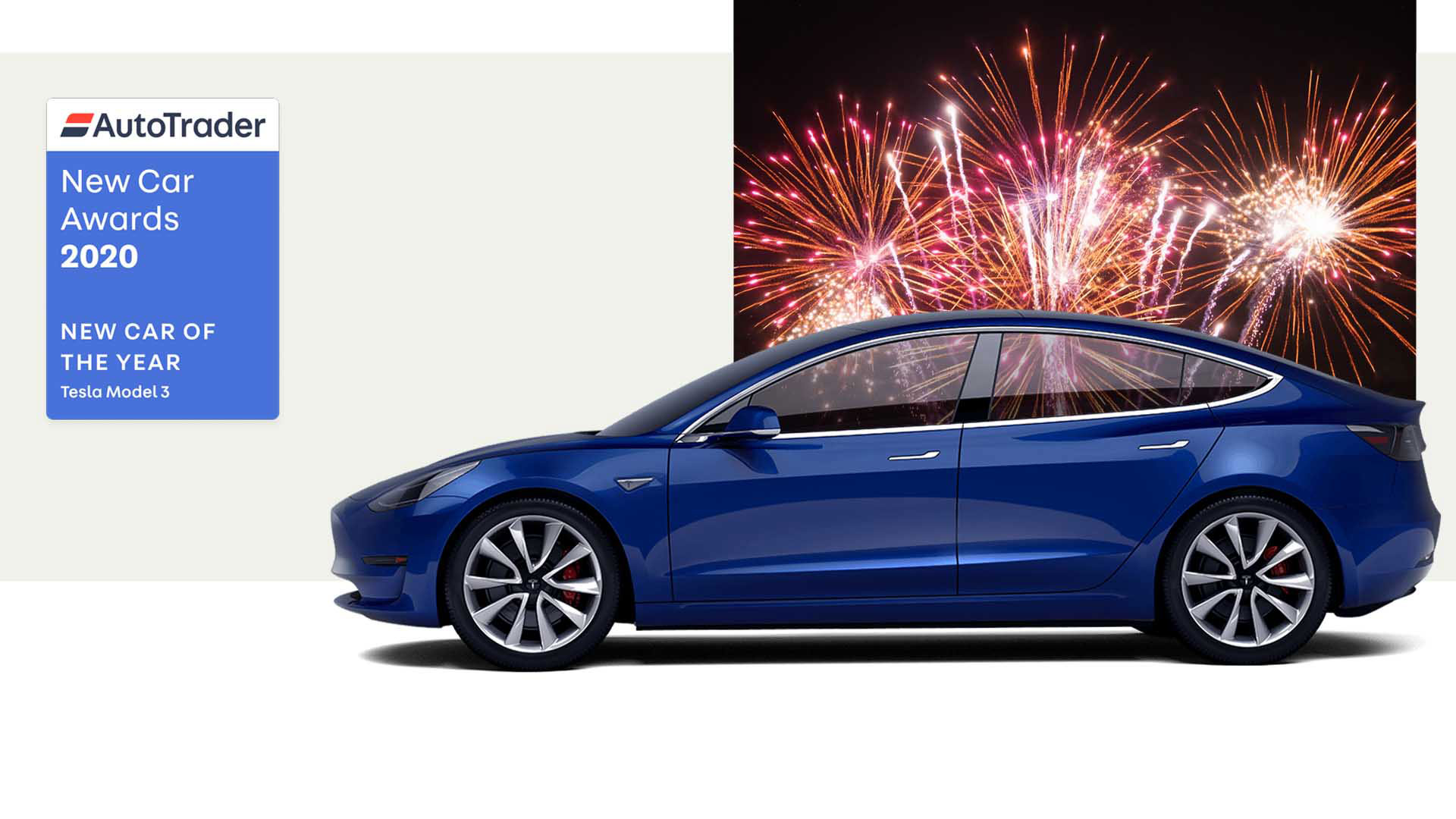 New Car of the Year 2020 - Tesla Model 3 | Auto Trader UK