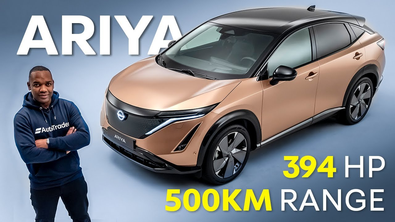 Nissan Ariya video preview 2021