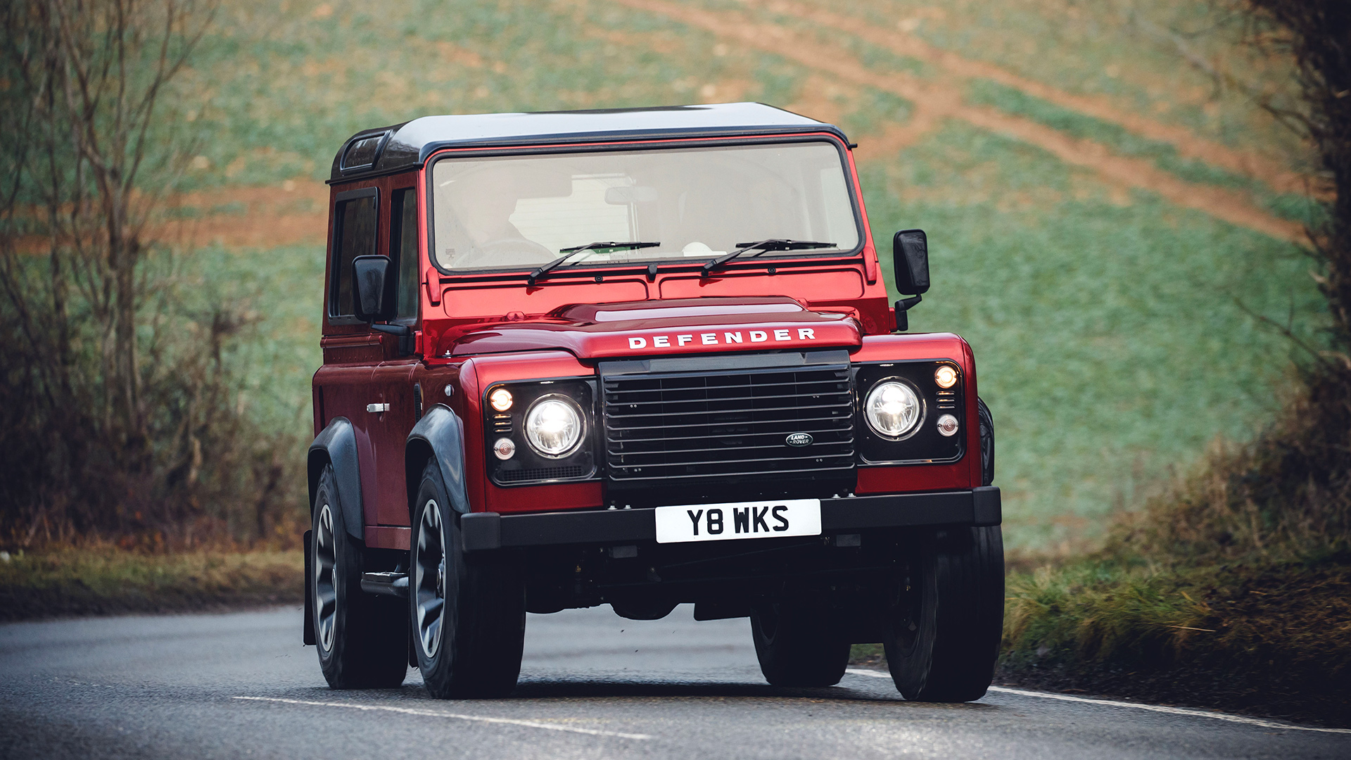 Land Rovers For Sale >> New Used Land Rover Defender 90 Cars For Sale Auto Trader