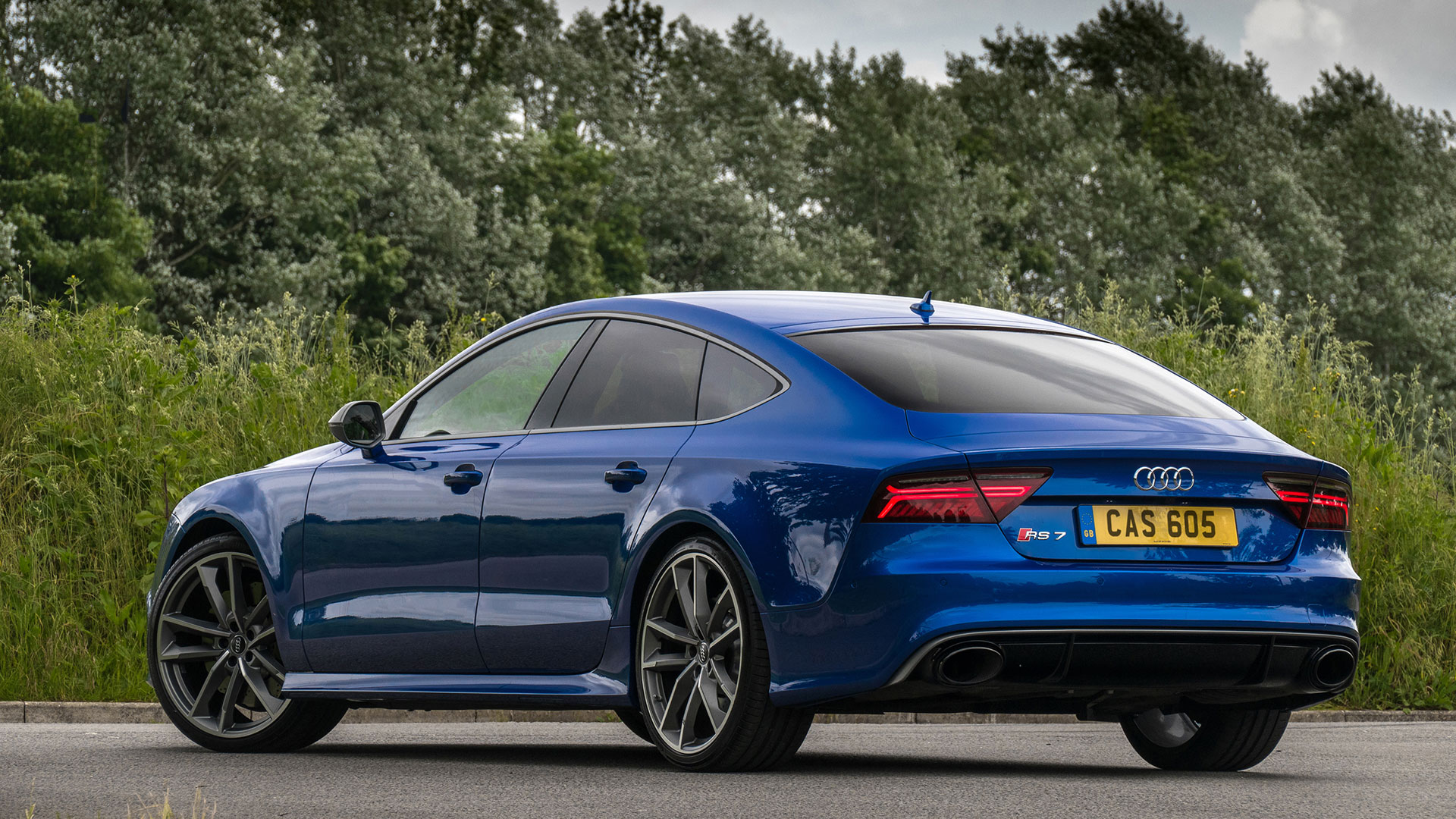 New Used Audi Rs7 Cars For Sale Auto Trader