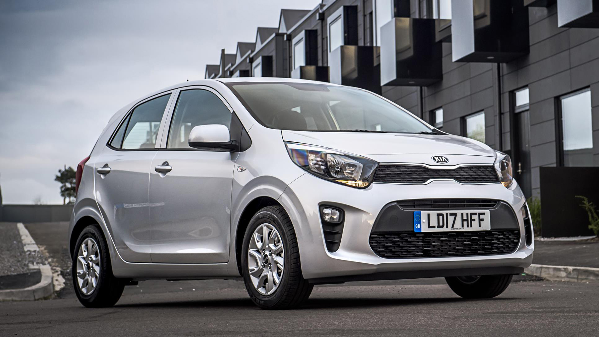 new kia picanto city car will cost from 9450 auto trader uk. Black Bedroom Furniture Sets. Home Design Ideas