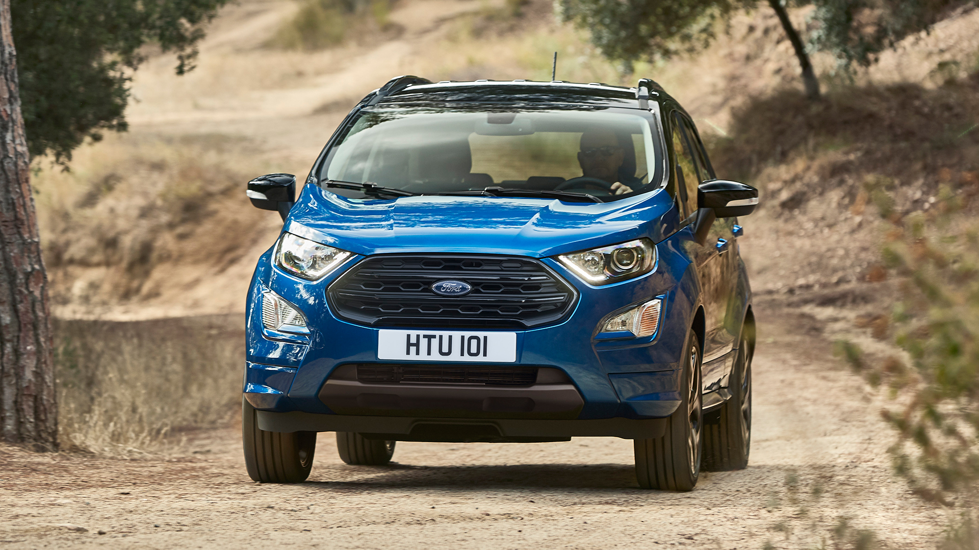 New Used Ford Ecosport Cars For Sale Auto Trader