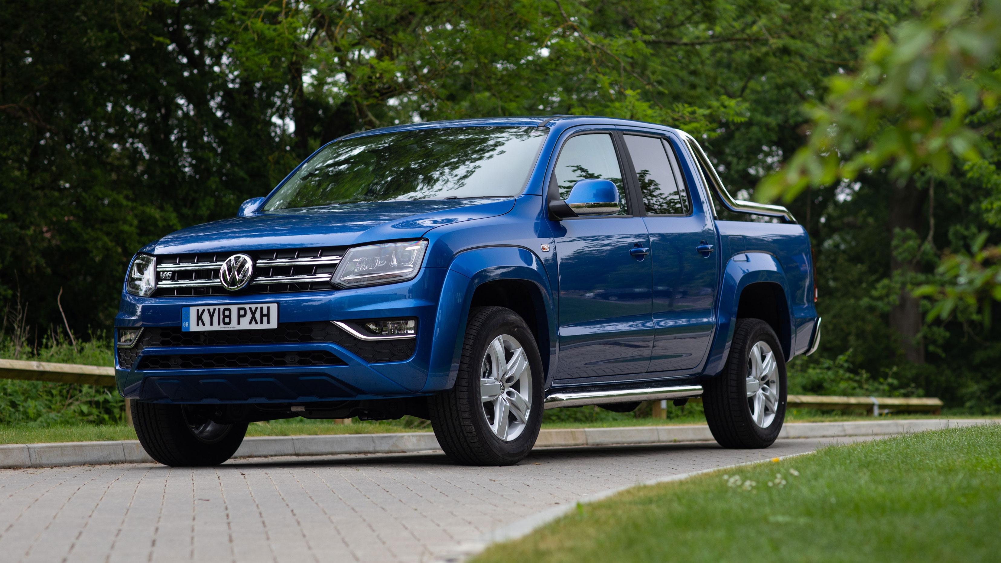 Living with a… Volkswagen Amarok   Auto Trader UK