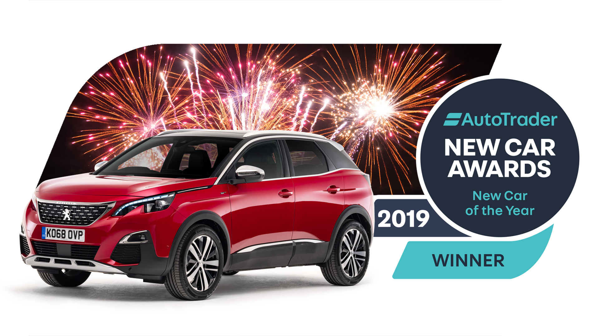 New Car of the Year 2019 – Peugeot 3008 | Auto Trader UK