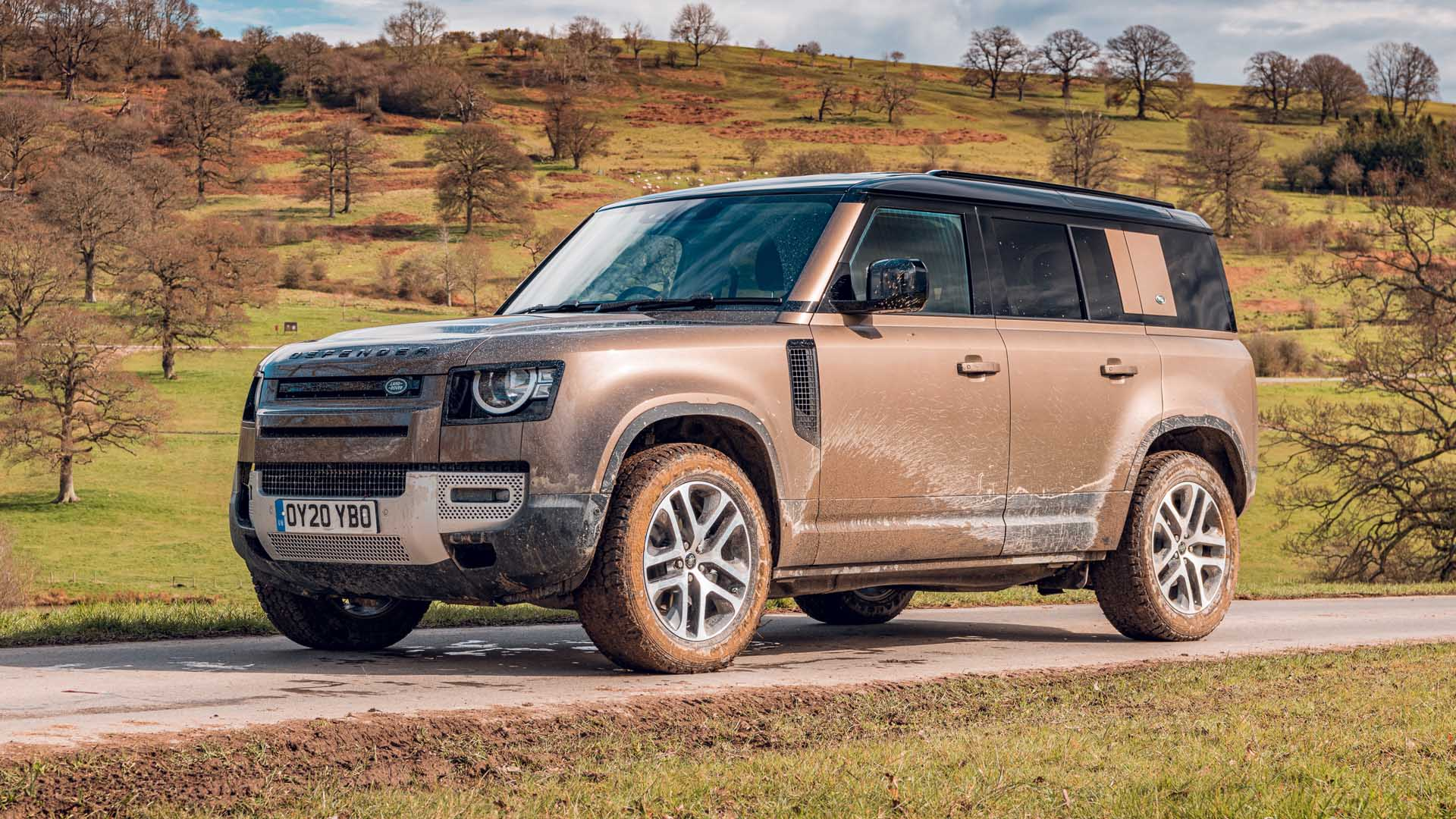 Best 4x4 Cars 2020 Auto Trader Uk