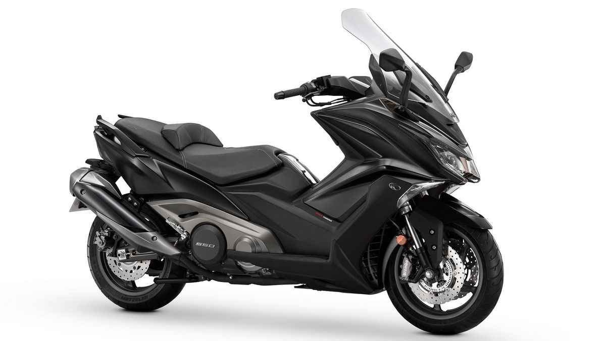 Top 5 Maxi Scooters Auto Trader Uk