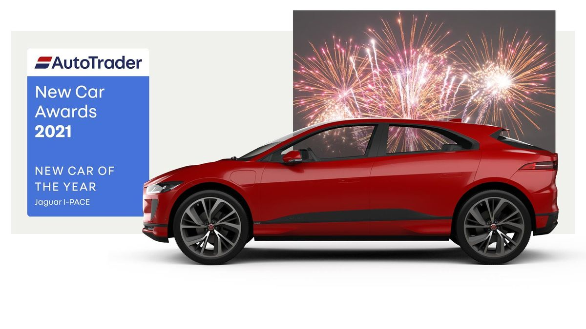 New Car of the Year Award 2021 – Jaguar I-Pace